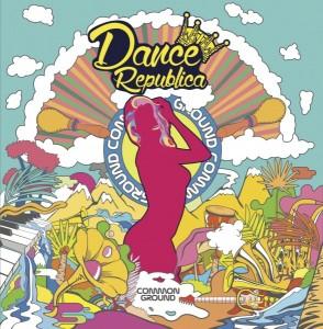 커먼그라운드 [정규 4집] - Dance Republica [REC,MIX,MA] Mixed by 김대성